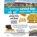 Spring Carnival Days