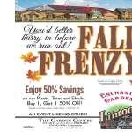 Fall Frenzy
