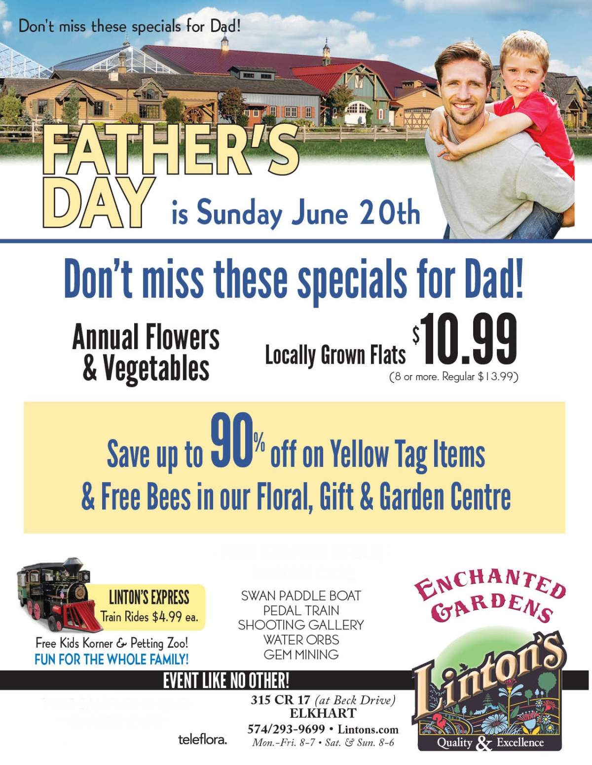 Fathers Day Flyer(2)