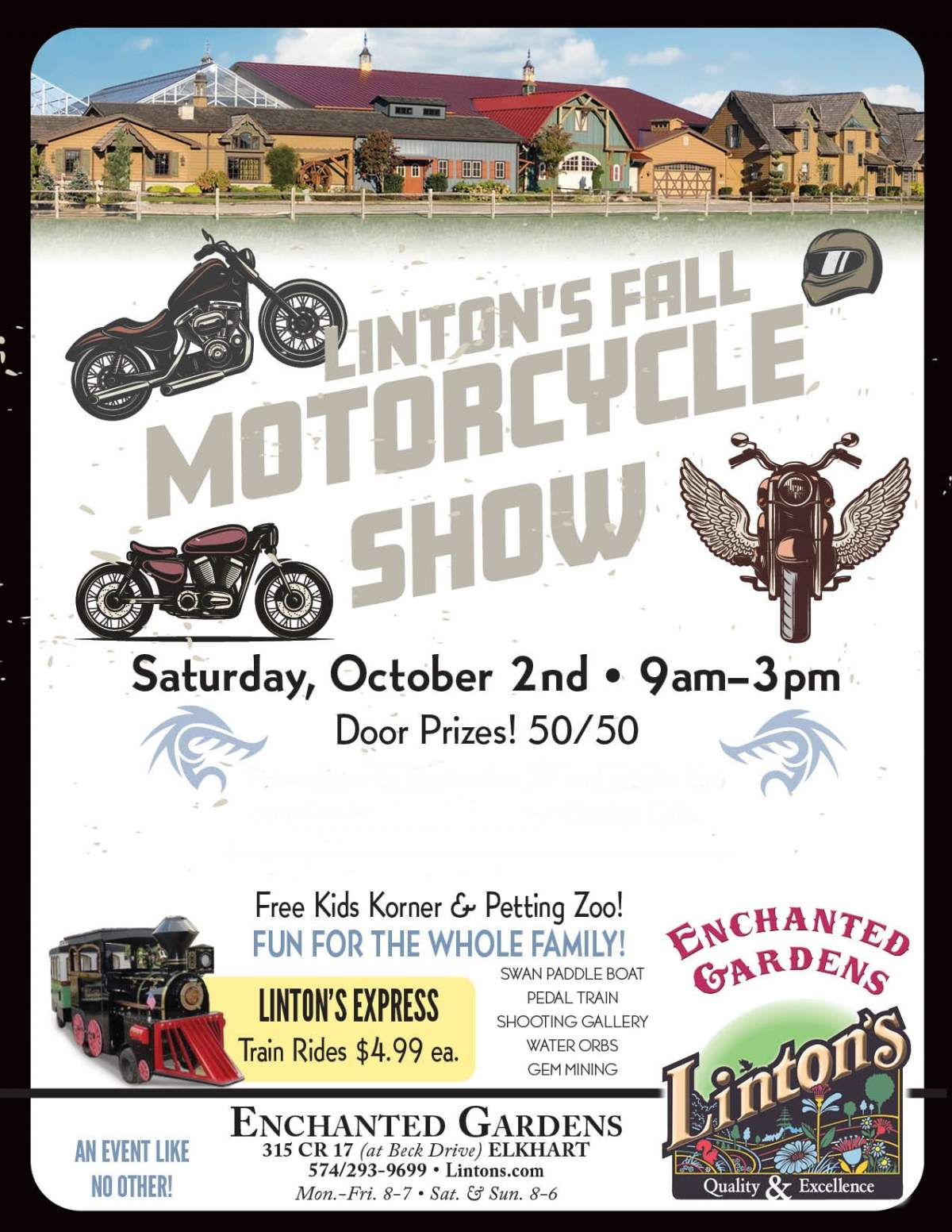 Motorcycle Show flyer#2