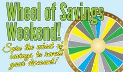 Wheel of Savings
