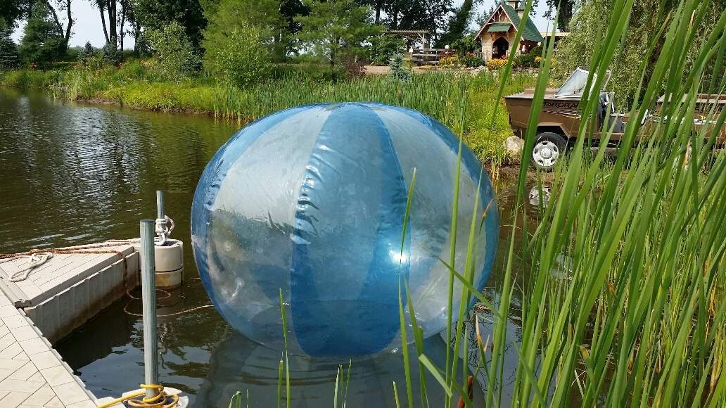 28 Lake Linton - Water Orbs - North