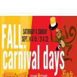 Fall Carnival Days