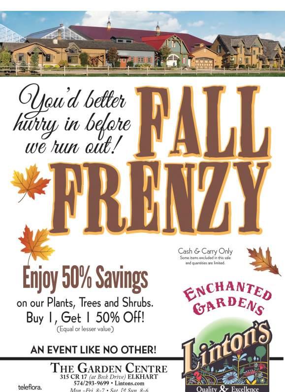 Linton's Enchanted Gardens : Fall%20Frenzy%20flyer
