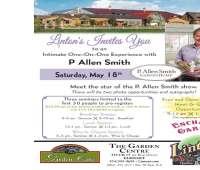 P. Allen Smith Event Details