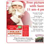 Free Pictures with Santa! 11am- 4pm