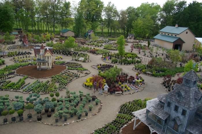 Linton's Enchanted Gardens : 2014 09 05%20Lift%20View%20South